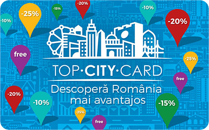 Top City Card